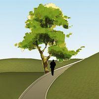 SketchUp plugin: Instant Road